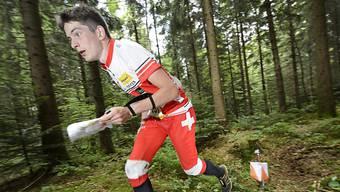 Fabian Hertner feierte in Schweden seinen zweiten Weltcupsieg.
