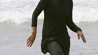 Anderswo bereits Realität: Im Brukini am Strand (Reuters)