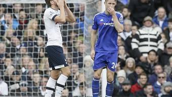 Keine Tore bei Tottenham gegen Chelsea