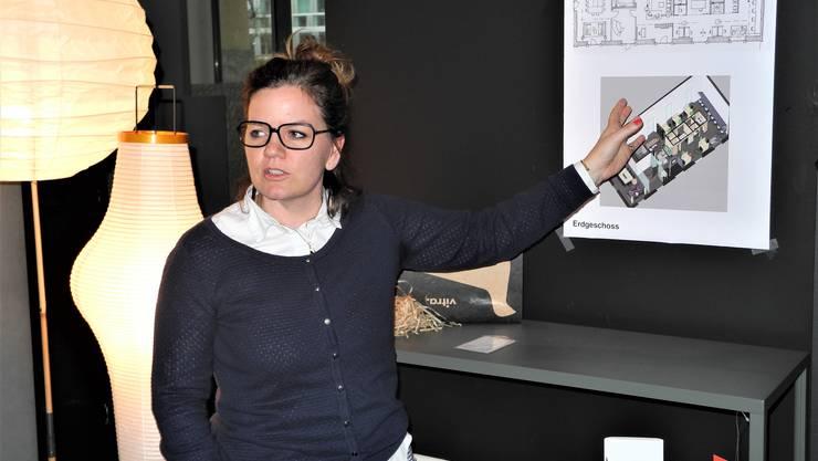 Raya Fankhauser: «Wir wollen, dass die Solothurner hier bleiben, statt zu pendeln.»