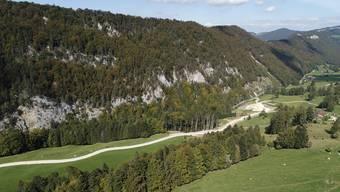 Bauarbeiten auf der Scheltenstrasse – von Beginn bis Ende
