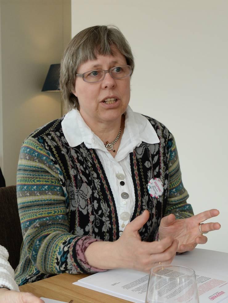 Die Dietikerin Jeanne Pestalozzi ist Verwaltungsrätin in der Frauenhotel AG.