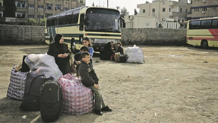 Lateinamerika entwickelt sich offenbar zum neuen Drehpunkt für syrische und irakische Flüchtlinge. (Archivbild)