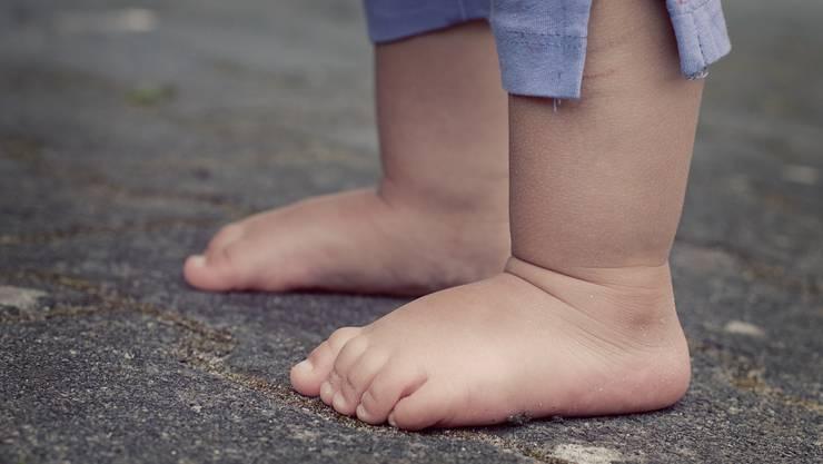 Plattfüße