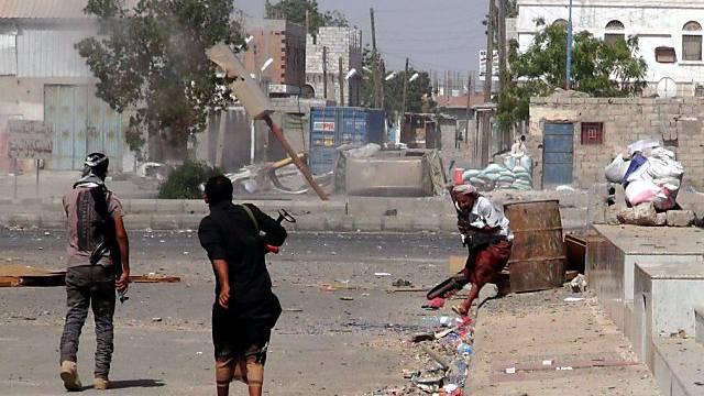 Kämpfe in Aden: Ex-Präsident Saleh fordert Frieden für Jemen
