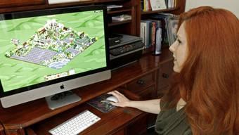 """""""Farmville"""" ist bei vielen Facebook-Usern beliebt (Archiv)"""