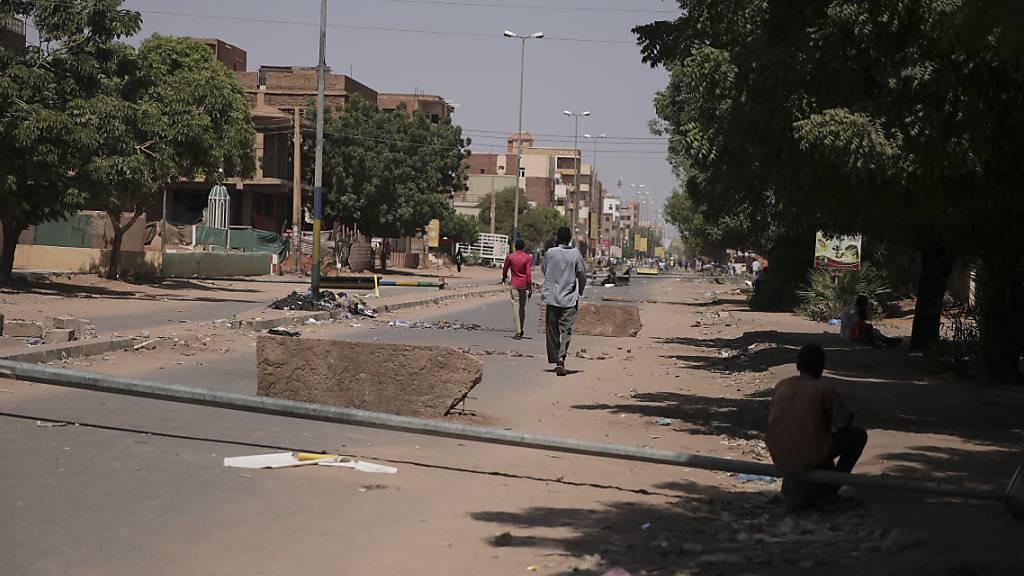 Druck auf Putschisten im Sudan – Militärführung setzt Botschafter ab