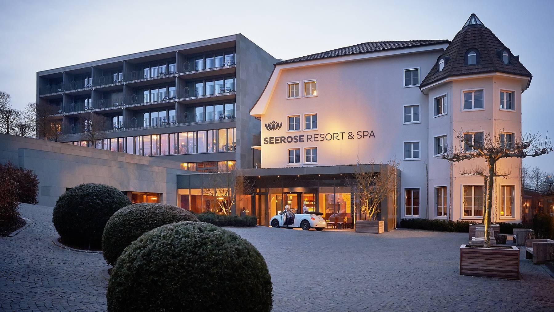Hotel Seerose Meisterschanden.