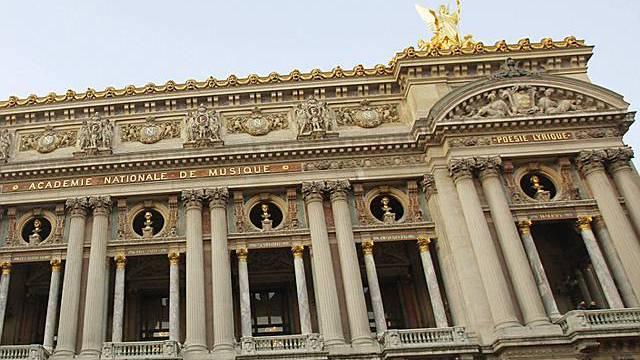 Opernhaus in Paris (Archiv)
