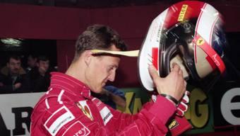 Michael Schumacher schwebt weiterhin in Lebensgefahr (Archivbild)