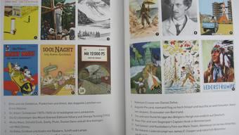 In seinem Buch «Langenthal in den 1950er-Jahren» vergisst Rudolf Baumann nicht, auf die «Helden unserer Jugend» hinzuweisen.