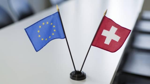 Die Bilateralen mit der EU geniessen laut Umfrage Rückhalt im Volk