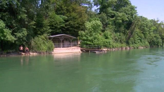 Asylsuchender im Rhein ertrunken?