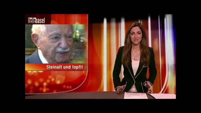 Djafar Behbahanian feiert seinen 109. Geburtstag