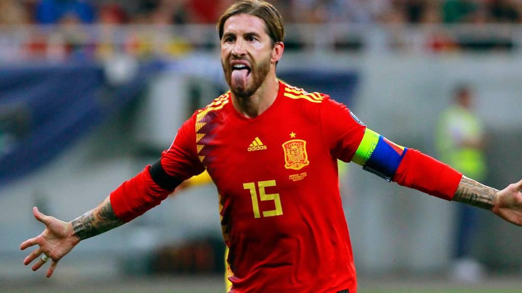 Sergio Ramos will Spanien bei Olympia-Turnier repräsentieren