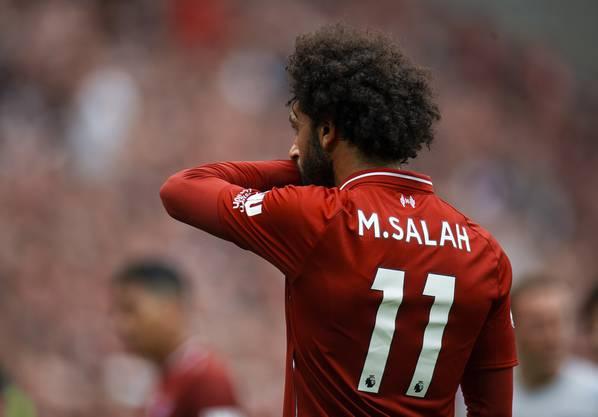 Mittlerweile schiesst Mohamed Salah seine Tore für Liverpool – dort hat er sich zu einem der besten Spieler weltweit entwickelt.