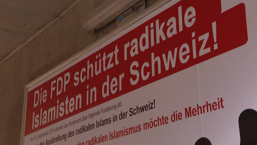 SVP-Nationalrat Wobmann schiesst gegen die FDP