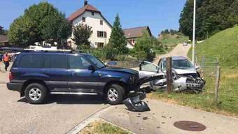 Kollision in Hauenstein fordert ein Todesopfer.
