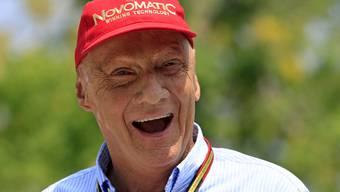 Eine Frohnatur war Niki Lauda nicht, dafür hatte er sein Herz auf der Zunge.