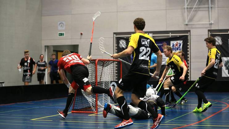 Basel Regio verliert gegen UHC Sarganserland.