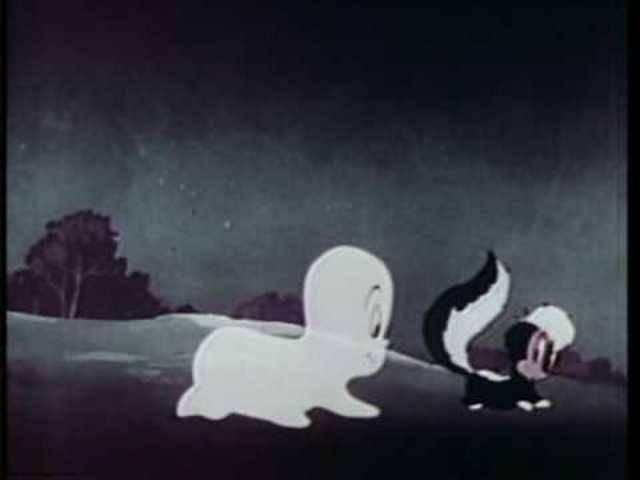 Von ihm hat Casper seinen Namen: «Casper», der kleine Cartoon-Geist.