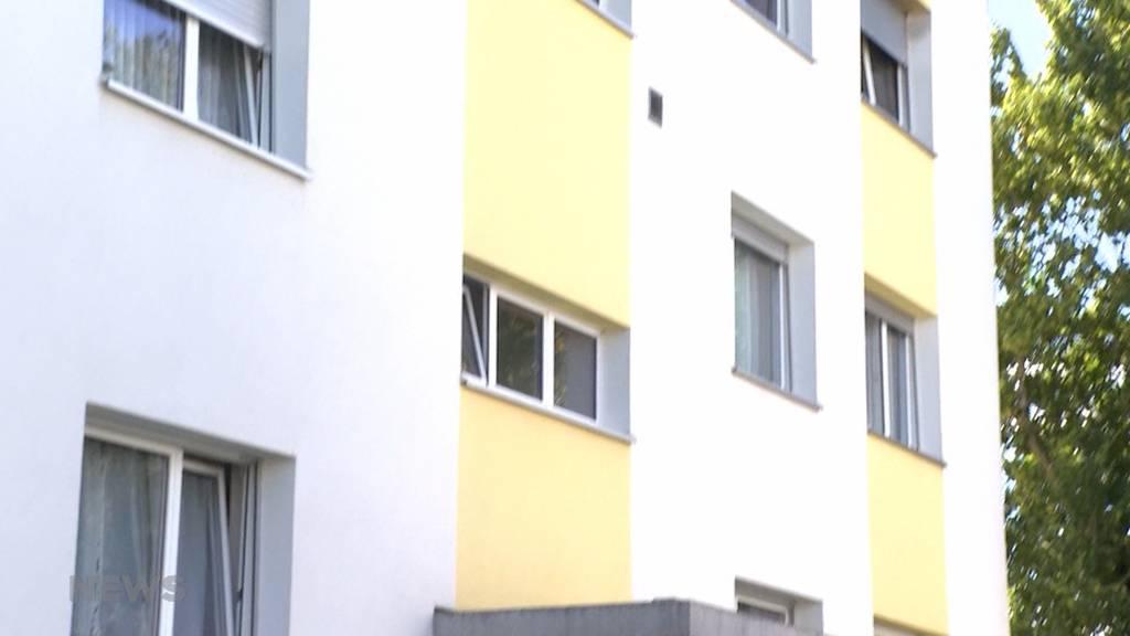 Mehrfamilienhaus-Brand in Grenchen: Eine schwerverletzte Person und zwei tote Katzen