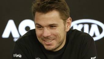 Stan Wawrinka ist in Sofia an seinem zweiten Turnier nach der Verletzungspause topgesetzt
