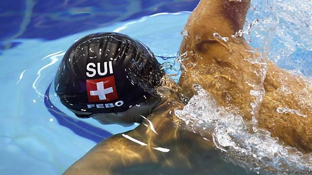 Schwamm einen von drei Schweizer Rekorden: Jean-Baptiste Febo