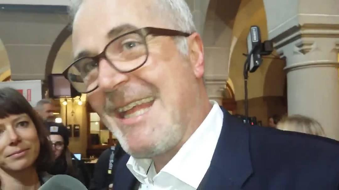 Andreas Hauri, der erste GLP-Stadtrat von Zürich. 2018
