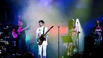 Prince verschiebt Konzert in Genf