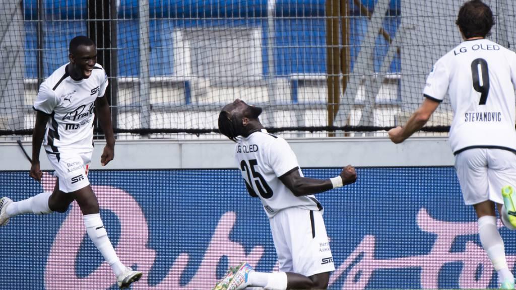 Gelungene Reaktion von Servette auf die Europacup-Pleite