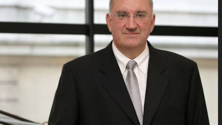 Actelion-Chef Jean-Paul Clozel ist mit dem Jahr 2015 sehr zufrieden.