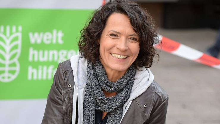 Die deutsche Schauspielerin Ulrike Folkerts hat sich vor allem einen Namen gemacht mit ihrer Rolle als Tatort-Kommissarin Lena Odenthal. Sie ist die dienstälteste Tatort-Kommissarin, aber ans Aufhören denkt sie nicht. (Archivbild)