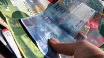 Innerhalb von zwölf Monaten hat der Verurteilte ungefähr 43'000 Franken aus dem Vereinsvermögen veruntreut. (Symbolbild)
