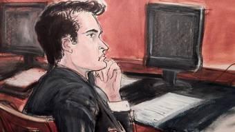Der mutmassliche Silk-Road-Gründer ist schuldig gesprochen worden