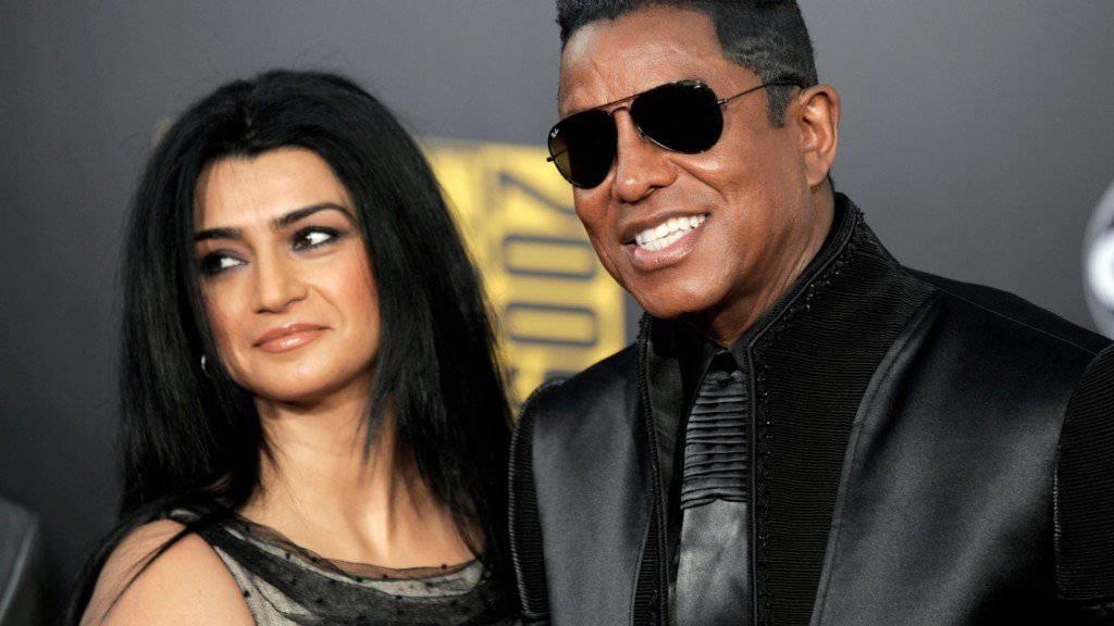 Jermaine Jackson und Halima Rashid lassen sich nach zwölf Jahren scheiden - wegen «unüberbrückbaren Differenzen». (Archivbild)