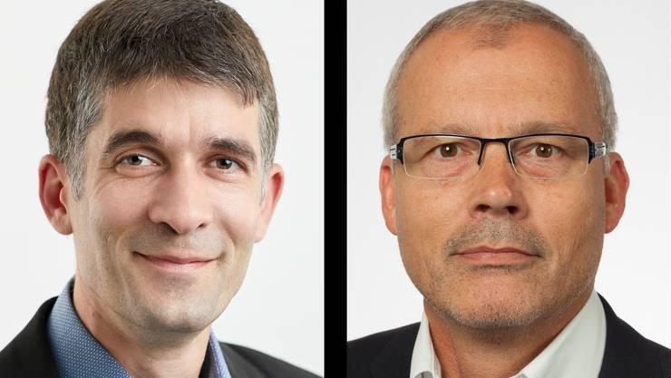 Piero Grumelli und Michael Wild