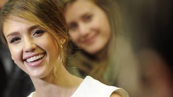 Keine Nacktszenen: US-Schauspielerin Jessica Alba (Archiv)