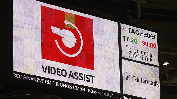 Seit dieser Saison kommt in der deutschen Bundesliga der Video-Assistent zum Einsatz