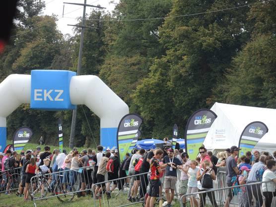Süpercross in Baden