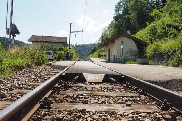 Massnahme: Ausbau des Bahnangebots verzögert
