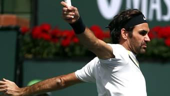Roger Federer muss sich im 18. Spiel des Jahres erstmals geschlagen geben