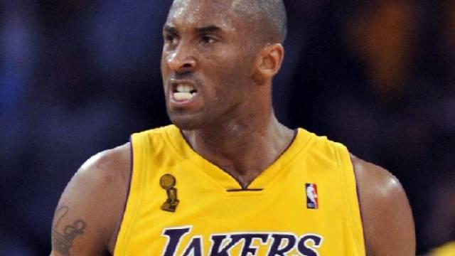 Führte die Lakers zum Sieg: Kobe Bryant