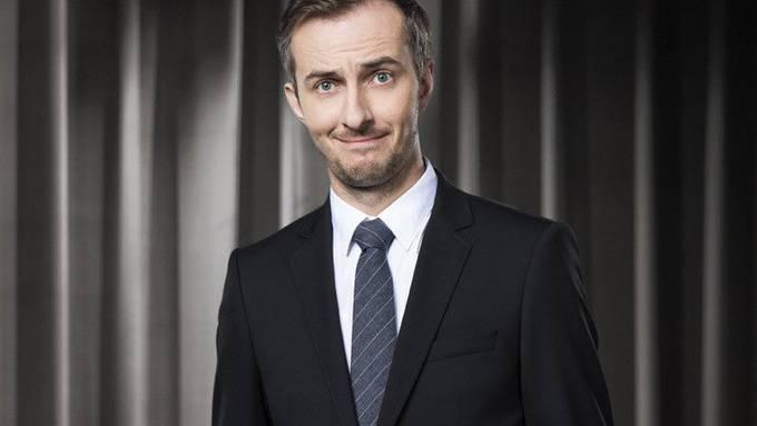 Hat einen neuen Platz im Zweiten Deutschen Fernsehen: Jan Böhmermann