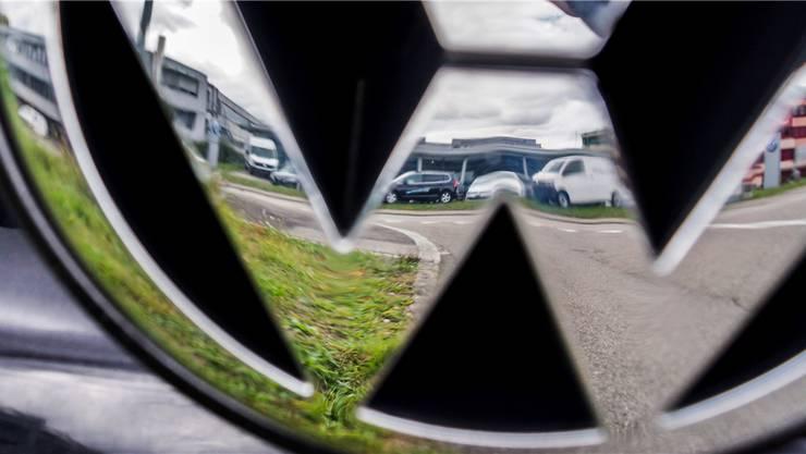 Die Amag in Schlieren und das Autocenter Limmattal in Geroldswil (im Bild) sind besonders vom VW-Betrug betroffen.
