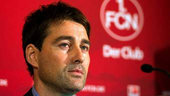 Ex-Aarau-Trainer René Weiler ist das Lachen beim Saisonstart seiner Nürnberger in Freiburg vergangen.