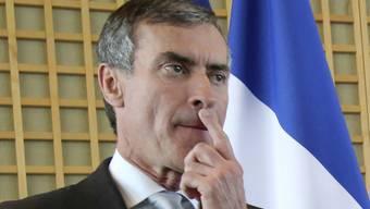 Gehört nicht länger zur Sozialistischen Partei Frankreichs: Ex-Budgetminister Cahuzac (Archiv)