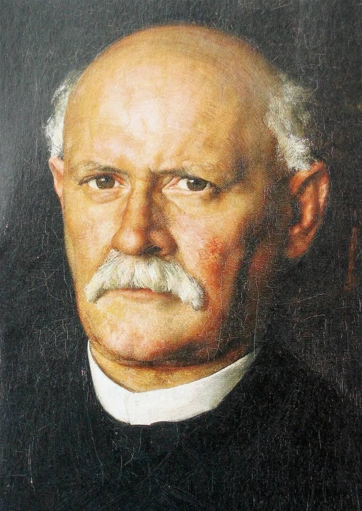 Alt-Bundesrat Emil Welti.
