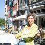 Da konnte man noch normal ins Restaurant: Postulantin Tabea Zimmermann Gibson im September 2019.