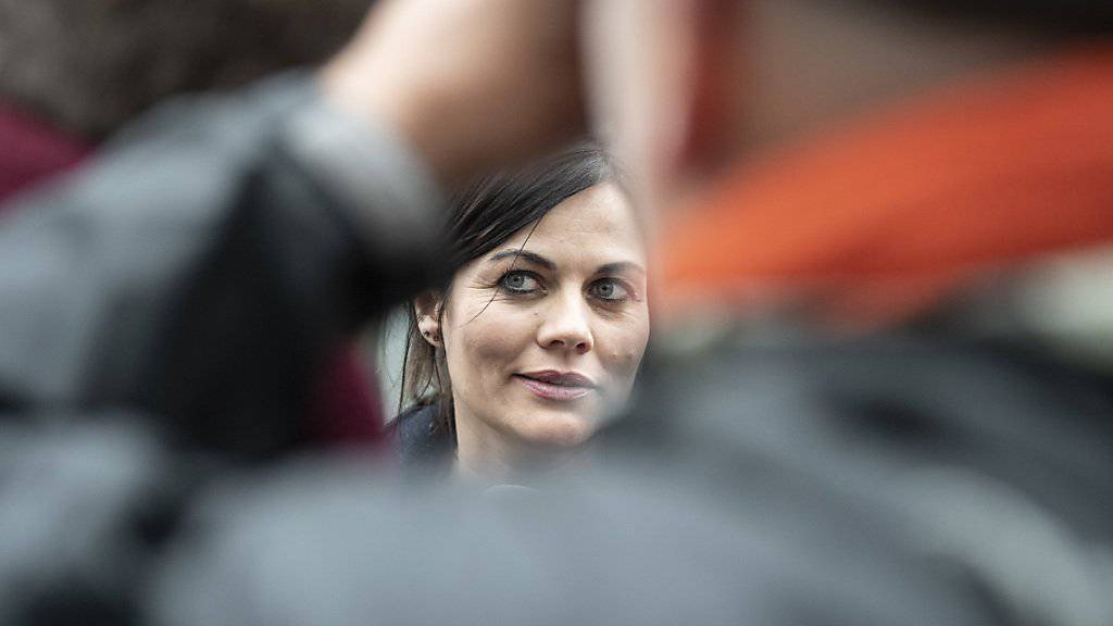 """Die ehemalige Zuger Kantonsrätin Jolanda Spiess-Hegglin will eine Entschuldigung vom Boulevard-Blatt """"Blick"""". (Archivbild)"""